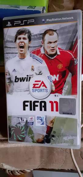 "PSP GAME ""FIFA 11"""