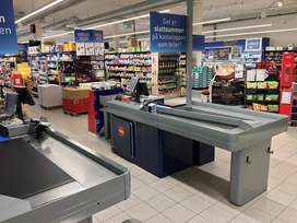 Salesman/Cashier needed for a new Grocery Mart