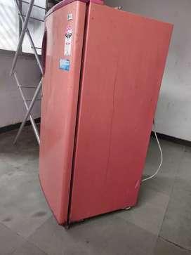 Lg fridge one door