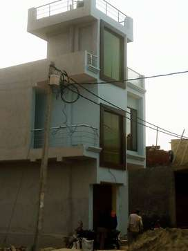 50 gaj independent house ready to move in lal kuan ghaziabad