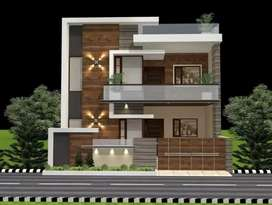 3 bhk home over two floors for sale
