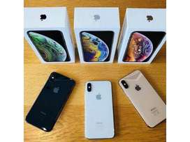 iPhone XS 64gb - iPhone XR 128gb - iPhone XS MAX 256GB - iPhone X 64gb