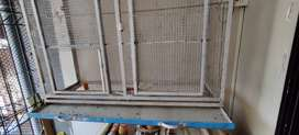 Bird cage 54*41 inches