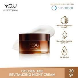 Y.O.U Golden Age Night Cream