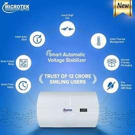 Microtek stabilizer range(160v-285v)up to 1.5ton AC