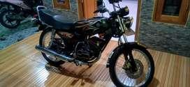 Yamaha RX KING 1992 Lengkap Mulus Plat Depok