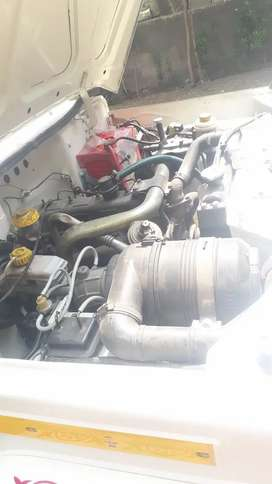Bolero pickup FB turbo engine