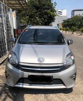 Toyota Agya G AT 2016