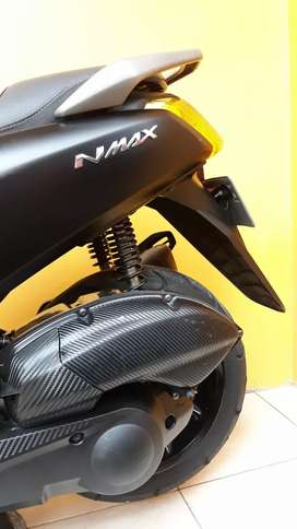 NMAX 2017 NON ABS KM 20RB MULUS