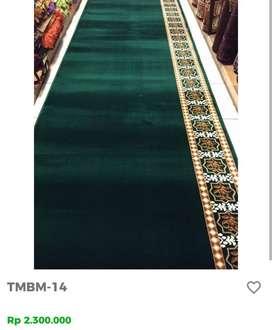 SIAP PASANG KARPET MASJID GROSIR MOTIF TMBM-14
