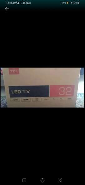 TCL 32 INCH LED