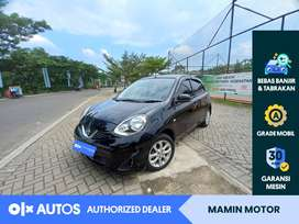 [OLX Autos] Dp 7jt Nissan March 2013 1.2 M/T  #Mamin Motor