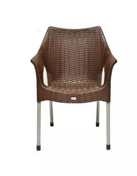 Five Star Rattan Plastic Chair in wholesale price