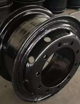 Truck and bolero pick up wheel plate
