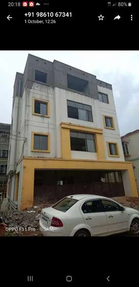 24room full farnising with lift 4lac rent