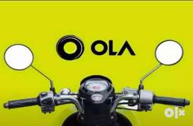 Free bike attachment in OLA