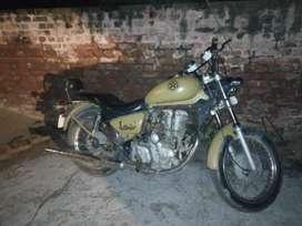 Motor cycle ok aaa koi khrabi ne rang change kraya aa