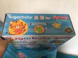 Kursi makan bayi babysugar