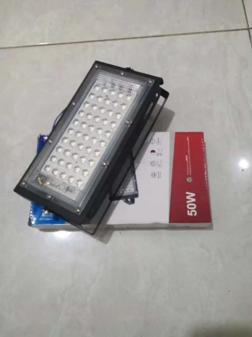 Lampu led / lampu sorot / lampu pju / lampu jalan 50 watt 220v 0
