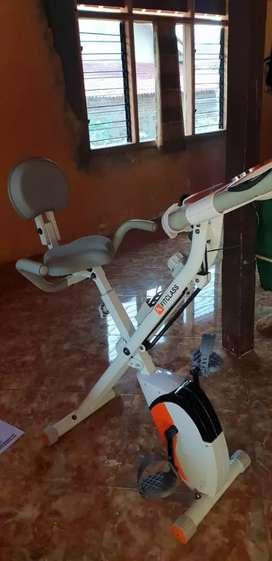 Sepeda statis jumbo ready X BIKE