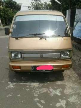 Dijual Mobil Carry tahun 1989, kondisi mesin bagus, tinggal pakai !