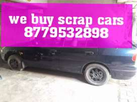 Parel k scrap car buyer