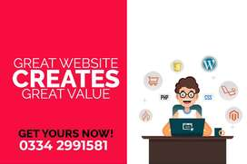 E-Commerce website, Ecommerce website development services