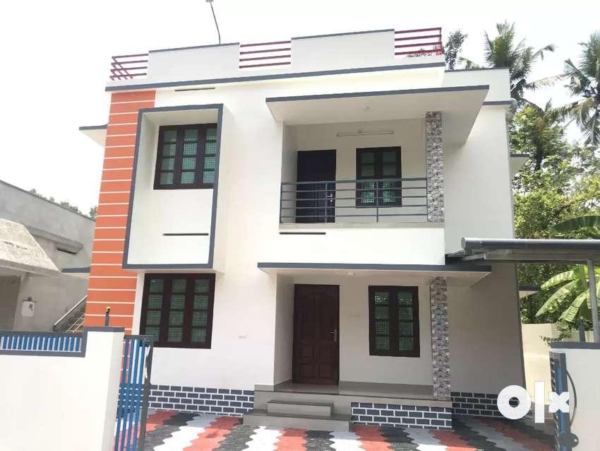 1450sqft House Sale Powdikonam Near 0
