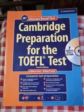 Cambridge Preparation for TOEFL Test