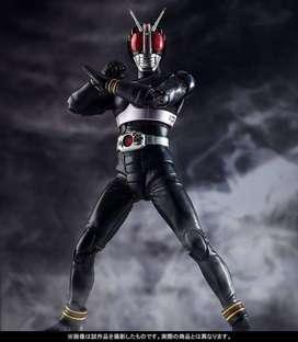 Shf SS Kamen Rider Black Satria Baja Hitam