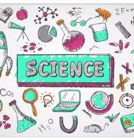 Online science class