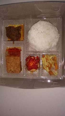Nasi Box Enak 25K