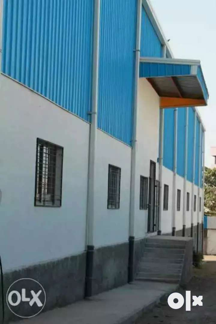 Excellent condition Ind Shed/ Godown at Upper Kondhwa, Reasonable Rent 0