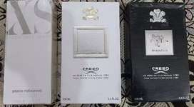 Creed silver mountain water EDP perfume for men