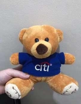 Citibank Bear - New