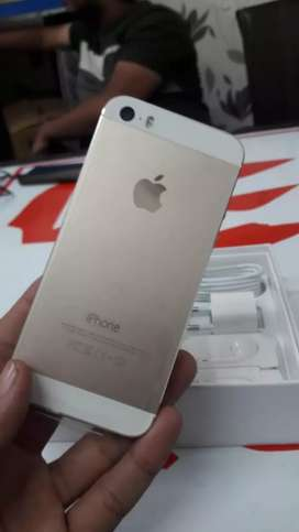 New iPhone 5s 16GB imported with bill and accesories