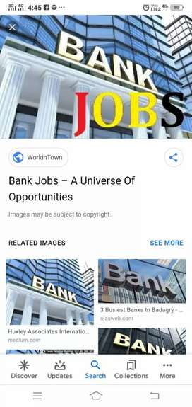 Bank jobs ,voice,non voice