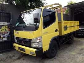 mitsubishi colt diesel 110Ps bak 3way canter 2012 istimewa