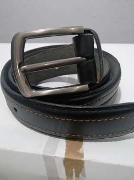 First skin leather belts and wallet