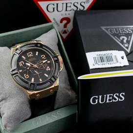 Guess W0040G5 Black Leather Original