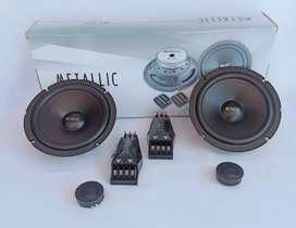 Speaker Split Metallic MT-62 H - New Series Crossover Top