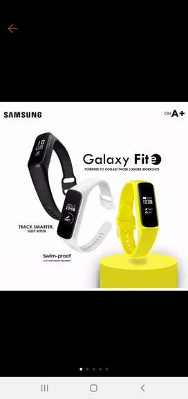 Samsung Galaxy Fit E WHITE