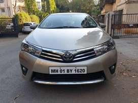 Toyota Corolla Altis 1.8 GL, 2015, Petrol