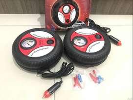 Pompa Angin Mini Elektrik Udara Ban 12V Compressor Portable