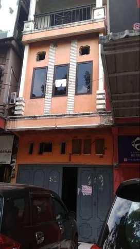 Ruko Ring Road 3.5 Lantai  samping SPBU