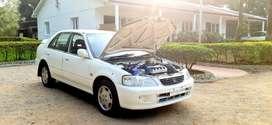 Honda City 1.5 V Manual, 2003, Petrol