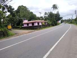 വെമ്പളളി എം സി റോഡ് ഫ്രണ്ട്യേജ് 18സെന്റ് സ്ഥലം