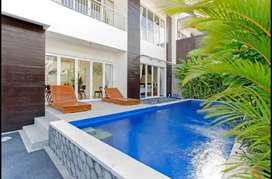 Termurah villa modern di canggu butuh terjual cepat