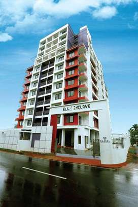 Ready to Occupy 2 BHK Luxury Apartments for Sale in Irinjalakuda