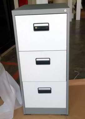 Filing Cabinet Importa SC-D3A  Dark Grey Steel Cabinet